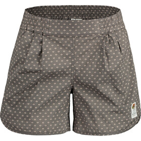 Maloja UrschaiaM. Shorts Women, stone rabbitpaw